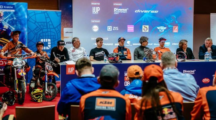 Mistrzostwa SperEnduro konferencja prasowa 1 z