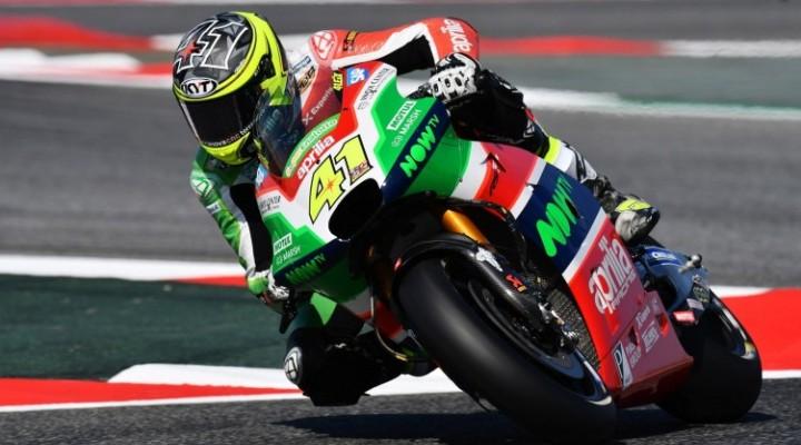 MotoGP Catalunya Aprilia 41 Aleix Espargaro 18 z