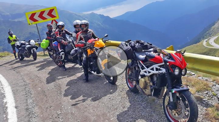 rumunia motocyklowy kraj z