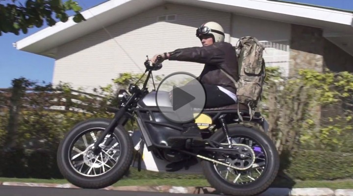 Fly Free Electric Motorcycles Smart z