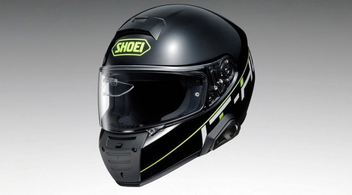 SHOEI NS WEST smart helmet z