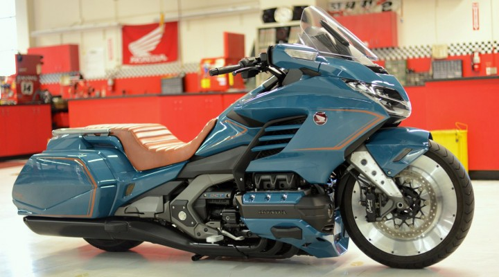 Custom Honda GoldWing Image 5 z
