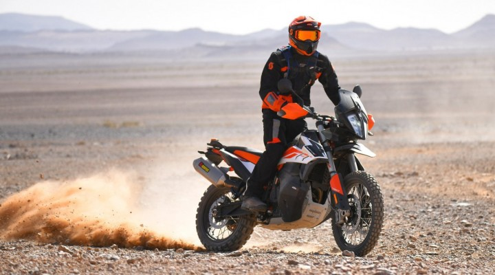 KTM 790 Adventure off road 22 z
