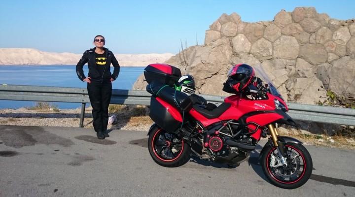 Honeymoon Moto Trip z