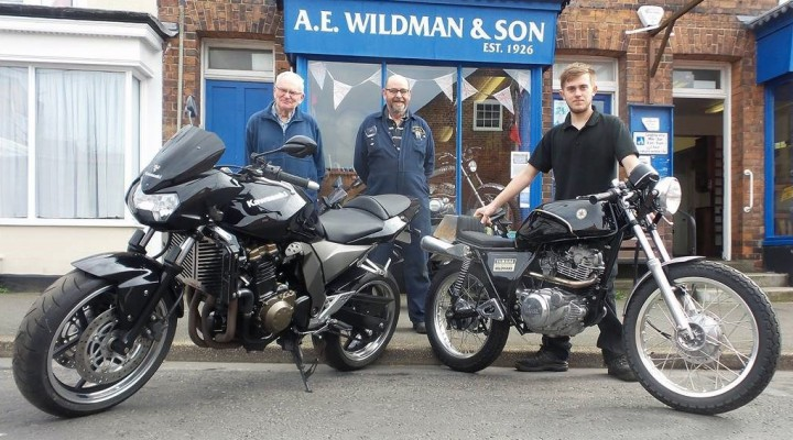 wildmans motorcycles z