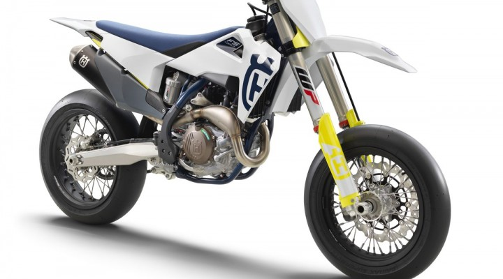 HUSQVARNA MOTORCYCLES MY20 FS 450 AVAILABLE NOW 2 z