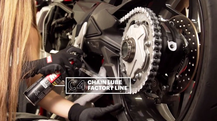 FACTORY LINE C4 Chain Lube z
