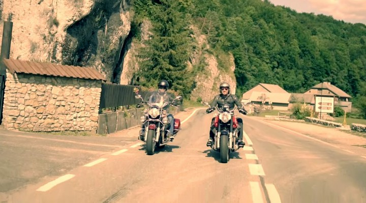 Moto Guzzi California vs Eldorado z
