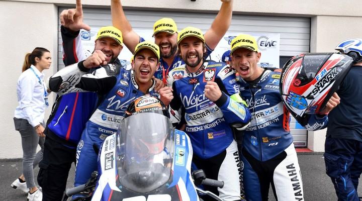 Wojcik Racing Team Bol dOr z