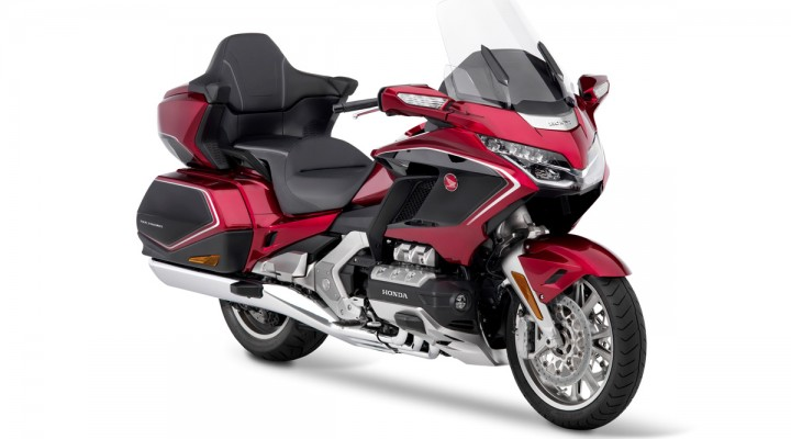 Honda GL1800 Gold Wing Tour DCT Airbag MY2020 z