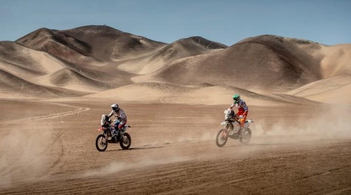 Rajd Dakar 2019 03 z