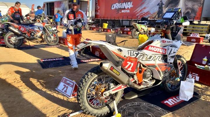 Dakar 2020 Krzysztof Jarmuz Stage 1 2020 01 05 .09 z