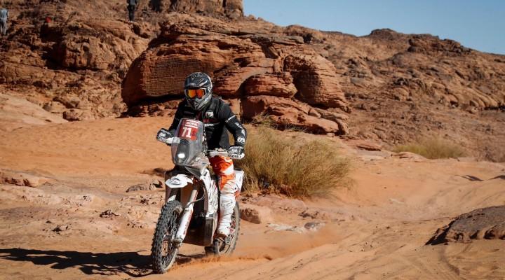 Dakar 2020 Jarmuz Krzysztof stage 3 21.13.27 z