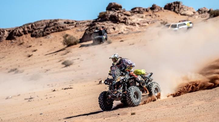 Dakar 2020 stage 4 Arkadiusz Lindner M31 9737 z