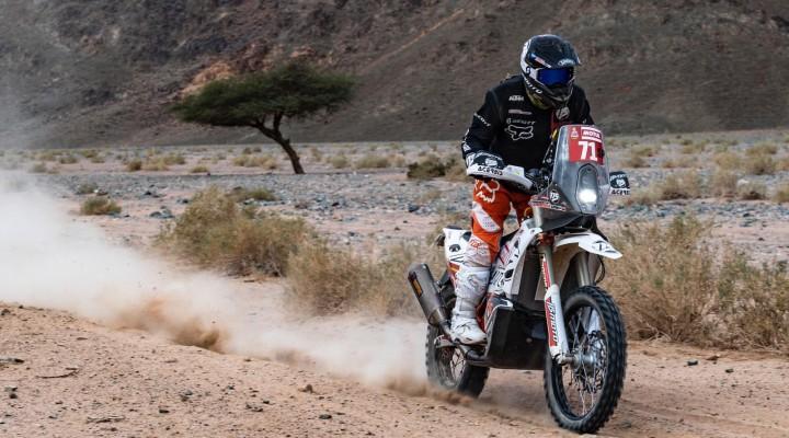 Dakar 2020 Jarmuz Krzysztof stage 4 21.40.16 z