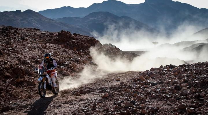 Dakar 2020 Krzysztof Jarmuz Stage 5 at 19.14.15 z