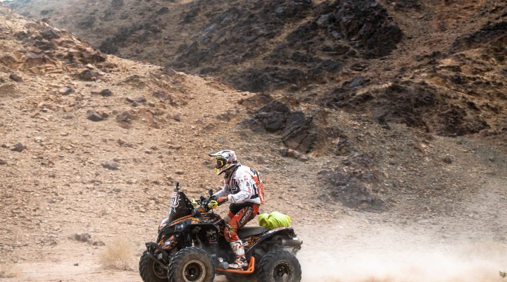 Dakar 2020 Lindner Arek stage 5 M136689 z