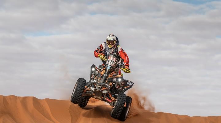 Dakar 2020 Lindner Stage 6 M130385 z