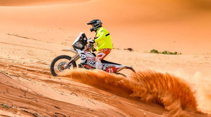 Krzysztof Jarmuz Dakar 2020 etap 6 20.49.52 z