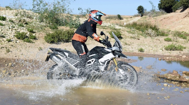 Triumph Tiger 900 test 2020 z