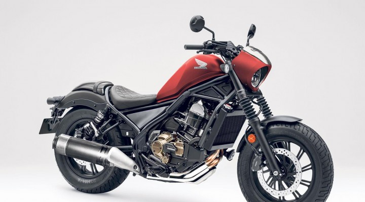 honda rebel 1100 z