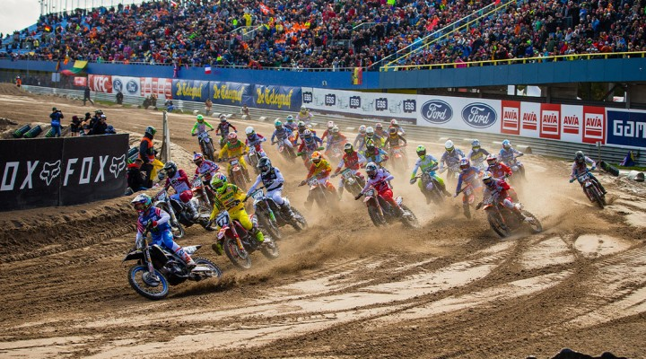 2019 Motocross of Nations z