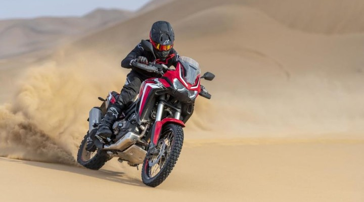 Africa Twin CRF 1100 L i AS 5 z