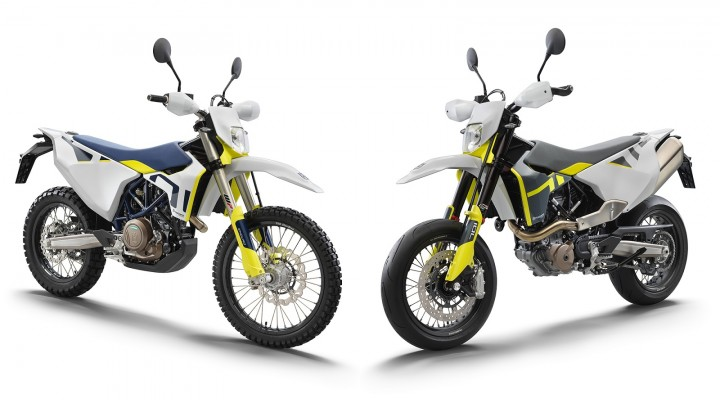 2021 701 ENDURO i 701 SUPERMOTO z