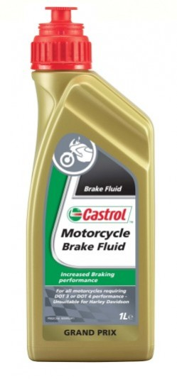 CASTROL Motorcycle Brake Fluid