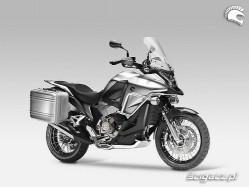 Honda Crosstourer model 2012 dane techniczne