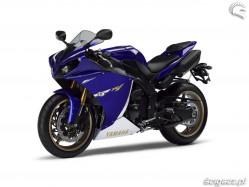 Yamaha YZF-R1 model 2009 dane techniczne