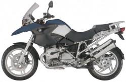 BMW R1200GS model 2007 dane techniczne