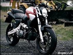 Yamaha MT-03 model 2009 dane techniczne