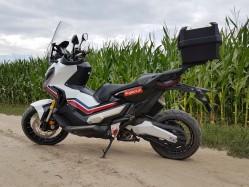 Honda X-ADV model 2017 dane techniczne