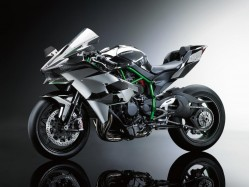 Kawasaki H2R model 2015 dane techniczne