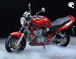 Suzuki GSF 600 Bandit model 2000 dane techniczne