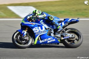 MotoGP Walencja 2017 29 Andrea Iannone Ecstar Suzuki 20