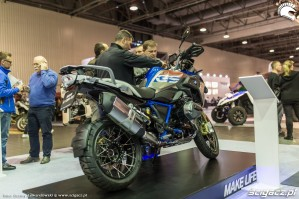 Moto Expo 2017 r1200gs