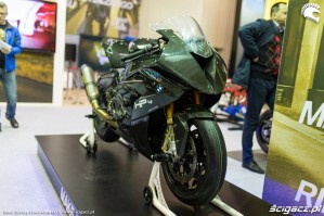 Targi motocyklowe Moto Expo 2017 BMW S1000RR HP 4 Carbon