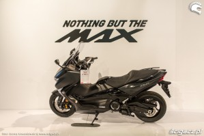 Targi motocyklowe Moto Expo 2017 tmax