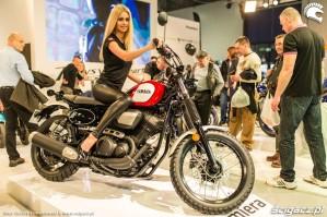 Targi motocyklowe Moto Expo 2017 yamaha scigacz pl