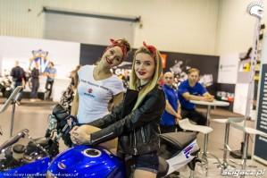Warszawa Moto Expo 2017 dziewczyny suzuki