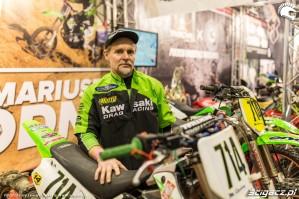 Warszawa Moto Expo 2017 kawasaki