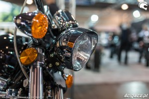 Warszawa Moto Expo 2017 reflektor