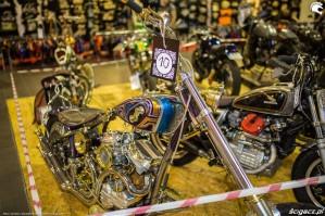 Warszawskie targi motocyklowe 2017 Custom Bike