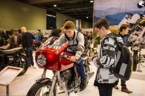Warszawskie targi motocyklowe 2017 Romet