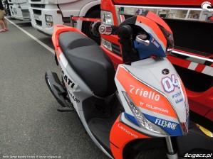 MotoGP Brno 2018 Dovizioso Kymco