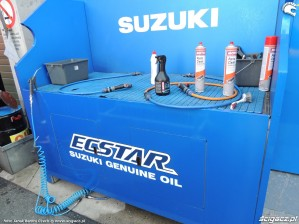 MotoGP Brno 2018 Ecstar Suzuki