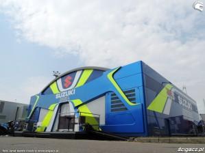 MotoGP Brno 2018 Ecstar Suzuki Hospitality 2
