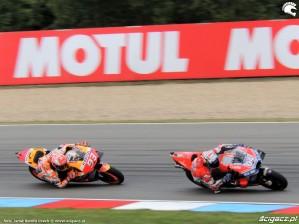 MotoGP Brno 2018 Motul Dovizioso Marquez